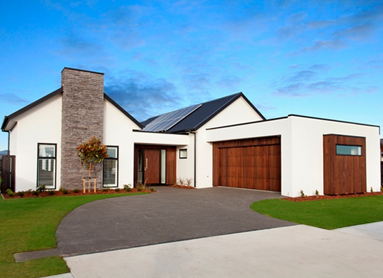 Popular & Stylish Show Home