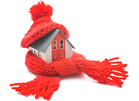 Hallmark Homes Insulation Heating Wrapped Up Home - A warm Healthy Energy Efficient Home