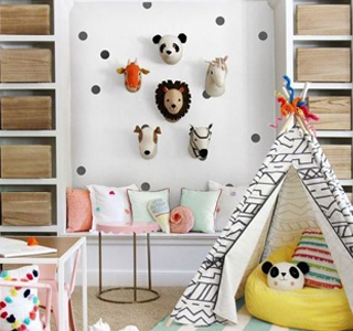 Kids room img 1 - Changing the perception of storage... Can we do it?