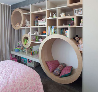 Kids room img 2 - Changing the perception of storage... Can we do it?