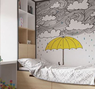 Kids room img 3 - Changing the perception of storage... Can we do it?