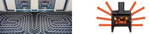 fireplace hallmark homes heating underfloor heating 300x70 - Taking the Confusion Out Of Heating Your Home
