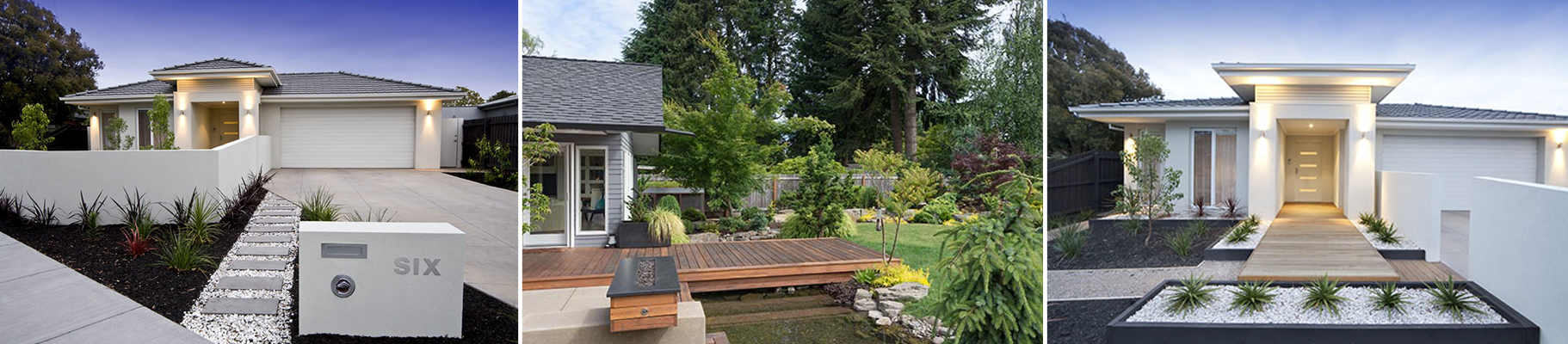 hallmark homes landscaping footer image - Landscaping - It's Integral to Outdoor Liveability