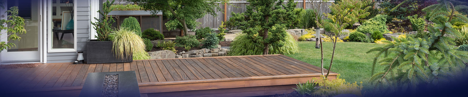hallmark homes landscaping header image - Landscaping - It's Integral to Outdoor Liveability