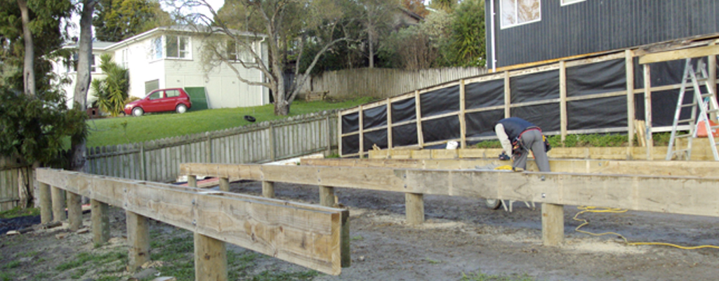 Hallmark Home specialise in the right foundations for your build