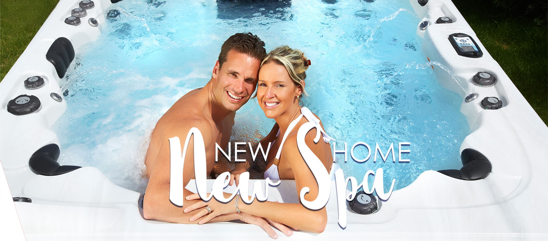 spa header banner - New Home New Spa