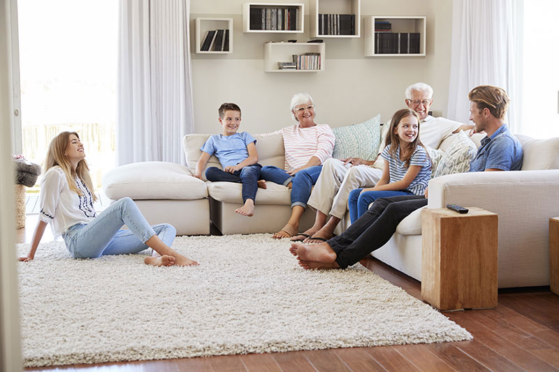 multigeneration family - Multi-Generational Living – times are changing!