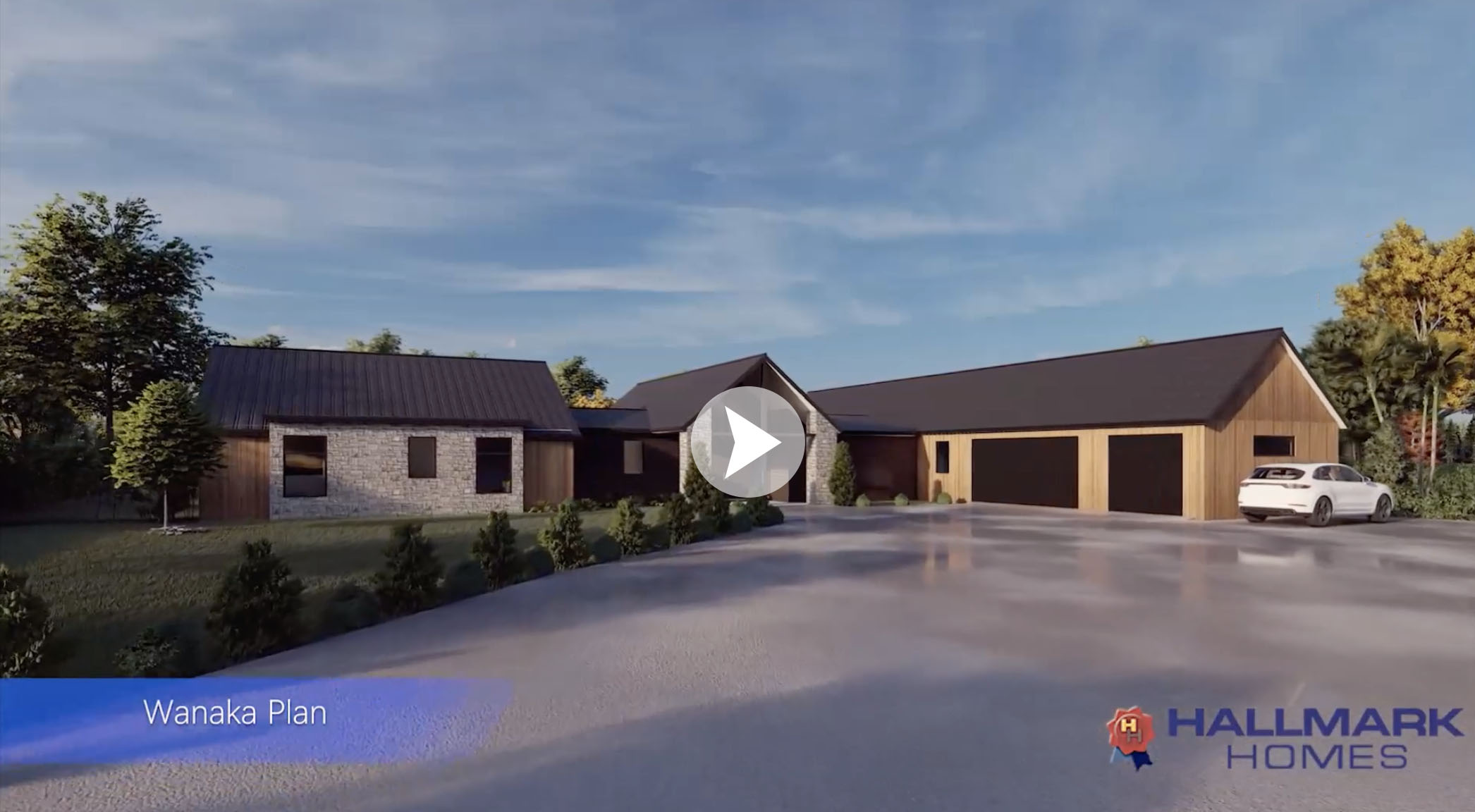 Hallmark Homes Canterbury Builder Wanaka Video - Wanaka