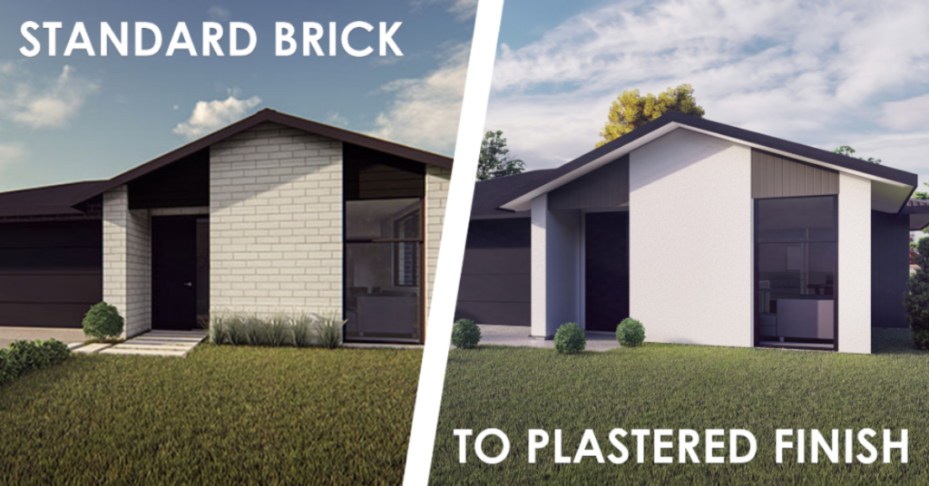 Headstart Maximise Street Appeal Plastered Finish 1024x536 - How to Maximise Your New Home's Street Appeal