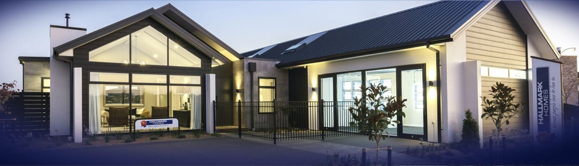 Hallmark Homes Architectural Features for Your New Home Lincoln Showhome - Architectural Features for Your New Home
