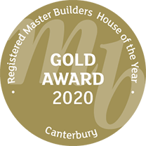 2020 Gold Award and Category Winner Master Builders House of the Year - Our Awards